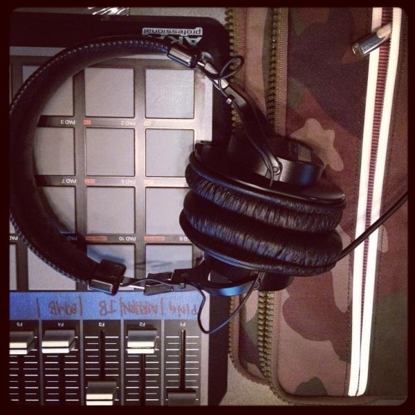 KCRW PLAYLIST | 17 JULY 2012 | GUEST DJ SET W/ ALCHEMIST