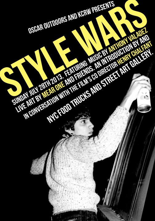 STYLE WARS REVISED