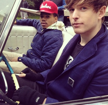 James-Blake-and-Chance-The-Rapper