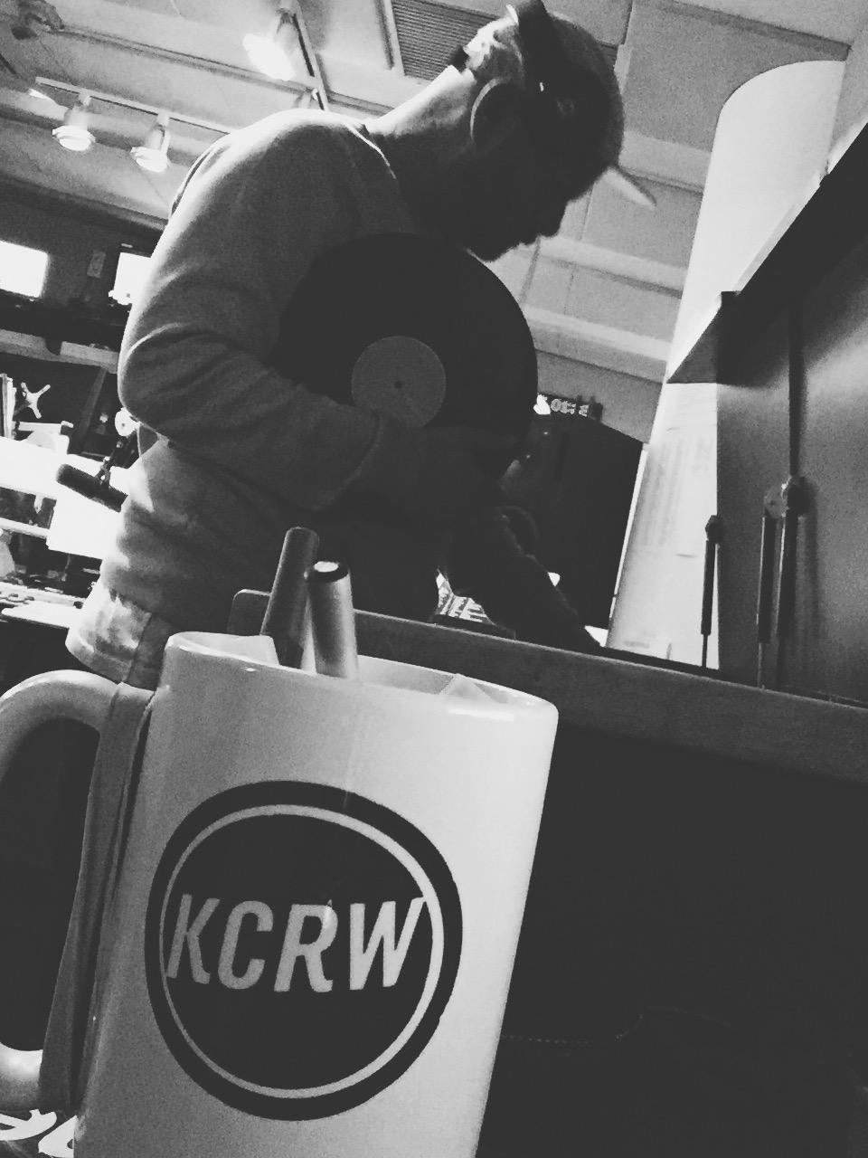KCRW PLAYLIST | 17 AUGUST2015