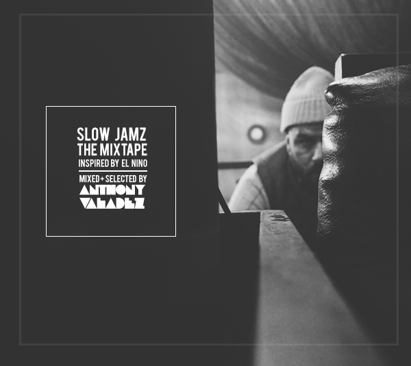 SLOW JAMZ ARTWORK